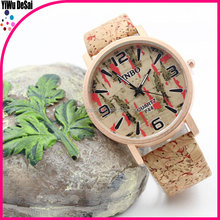 custom made watches 2015 Wood Watches Bewell Men Wristwatch Cool Round Auto Date Wooden Watch