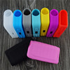 2015 alibaba China hot product ipv4s silicone box/case/sleeve/skin/cover/enclosure for ipv 4s with 17 beautiful color