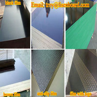 16mm competitive price phenolic film faced plywood board