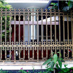 cheap wrought iron fence panels for sale, metal fence panels, wrought iron fence mesh