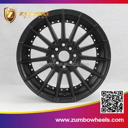 Aluminum 17 inch Top Quality Car Alloy Wheels