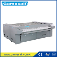 2500mm Textile used flat iron machine