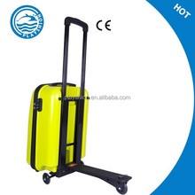 new direction luggage fold up luggage cart for adult