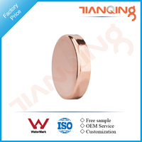 T601 Factory price pipe fitting copper sanitary pipe end cap