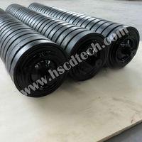 top grade suspending conveyor roller idler assembly line