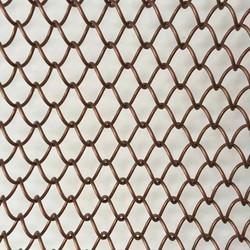diamond hole mesh curtain / wire mesh curtain / chain link mesh curtain