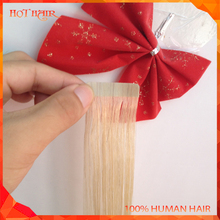 Tape Hair Extension Pre Bonded Hair Extension Remy Hair
