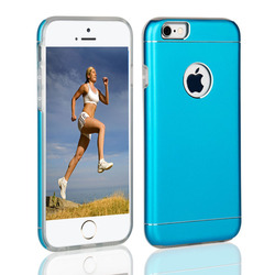 2015 New arrival cheap mobile phone cases for iPhone , Aluminium cover shell for iphone 6