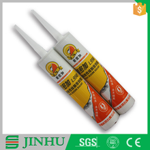 Non-pollution Super quality Quick cure auto glass silicone sealant with cheap price