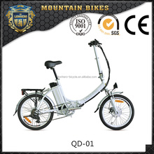 Hot Selling EN15194 Lithium electric bike folding