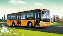 45-72 seats 13.7m city bus JS6126G with CNG or LNG engine