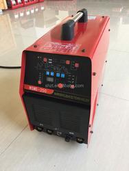 aluminum welding machine WSME-250 inverter pulse ac dc tig welder TIG 250P for sale
