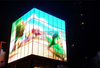 P8mm outdoor full color SMD led screen big board advertising led display player video