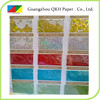 2015 good quality new colorful glitter paper for decoration