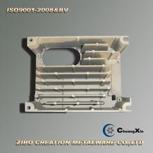 ODM&OEM Aluminum Die-casting Aluminum Radiator For Servo Motor
