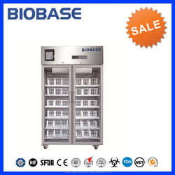 BXC-V series Cold-rolled steel Blood Bank Refrigerator/blood bank equipment