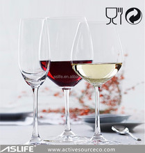 Euro-market No Lead Crystal Wine Glass!Crystal Glasses!Hand Blown Red Wine Glass Goblets