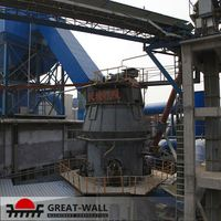 hyperfine coal mill thermal power plant