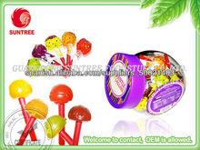 fruta pirulí
