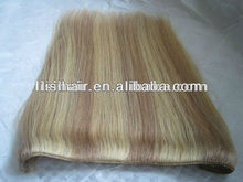 For Salon Mixed Color Flip Hair Fish Wire Hair