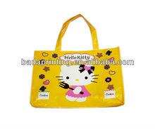 fashion pp laminate nonwoven bag