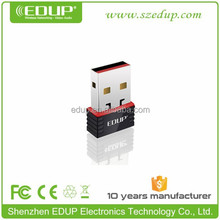 2.4Ghz 802.11N Mini 150Mbps Wireless WIFI LAN Adapter signalking wifi adapter driver