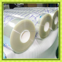 matte anti-fingerprint screen protector Film material roll