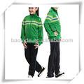 2014 de alta calidad de algodón de manga larga de uniformes escolares para los niños