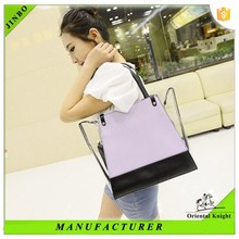 Chinese handmade good girl bag with long shoulder strap