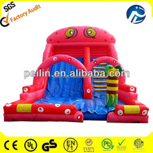 inflatable red slide red inflatable slide for kids and adult