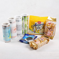 JC bakery,bread plastic multilayer packaging film/bags,pvc stretch film for food wrap