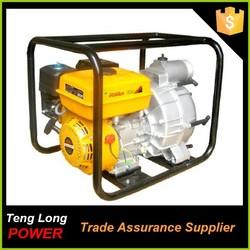 TLQGZ80-25 CE/ISO china pump manufacturor price Best price 196cc Displacement Self-priming mini 3 inch diesel water pump