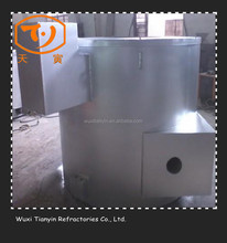 [TY]Gas Fired Copper Melting Furnace