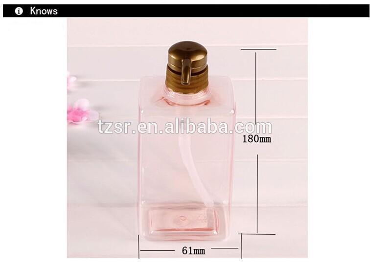 600ml refill bottle