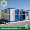 Shipping Container Galvanized Steel Prefab House