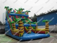 Inflatable Small Dinosaur Slide