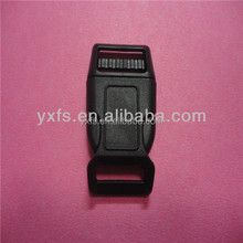 """Yixiang 2015 fashionable CK161 5/8"""" pet collar buckle, plastic quick side release buckle"""
