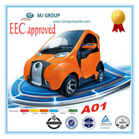 NEW small Electric 2 seats Car for citizen series