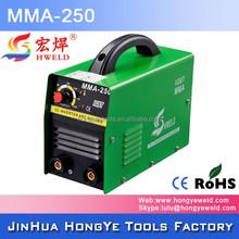 high frequency welding and cutting machine/igbt mma-200 welding machine