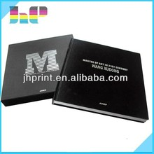 China Jinhao cheap price /rich experience/high quality/ hardcover book printing