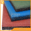 Recycled outdoor rubber tile for kids