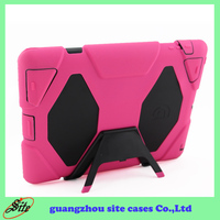 Fashion silicon mobile phone combo case for Tmobile ipad 4