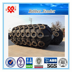 High reaction inflatable boat bumper floating rubber fender for sale