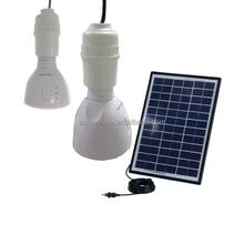 Portable Solar Flashlight Mini Solar Bulb 1.2V For Emergency Use In Stock
