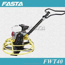 Fasta FWT40 9hp honda engine hand guided