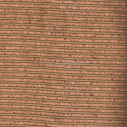 natural eco-friendly cork fabric for shoes RQ-TX61