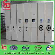 Electronic Mobile shelving system