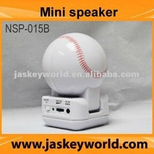 portable mini speaker with usb charger, factory