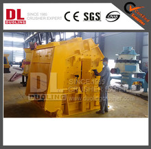 DUOLING IMPACT CRUSHER FOR LIMESTONE WITH ISO FOR GOLD/IRON ORE/STONE CRUSHING