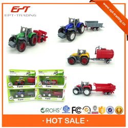Hot selling free wheel diecast truck model toy for sale